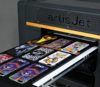 Negocio de impresión de fundas de móviles y tabletas personalizadas
